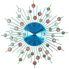 Home Sunburst Wall CLock