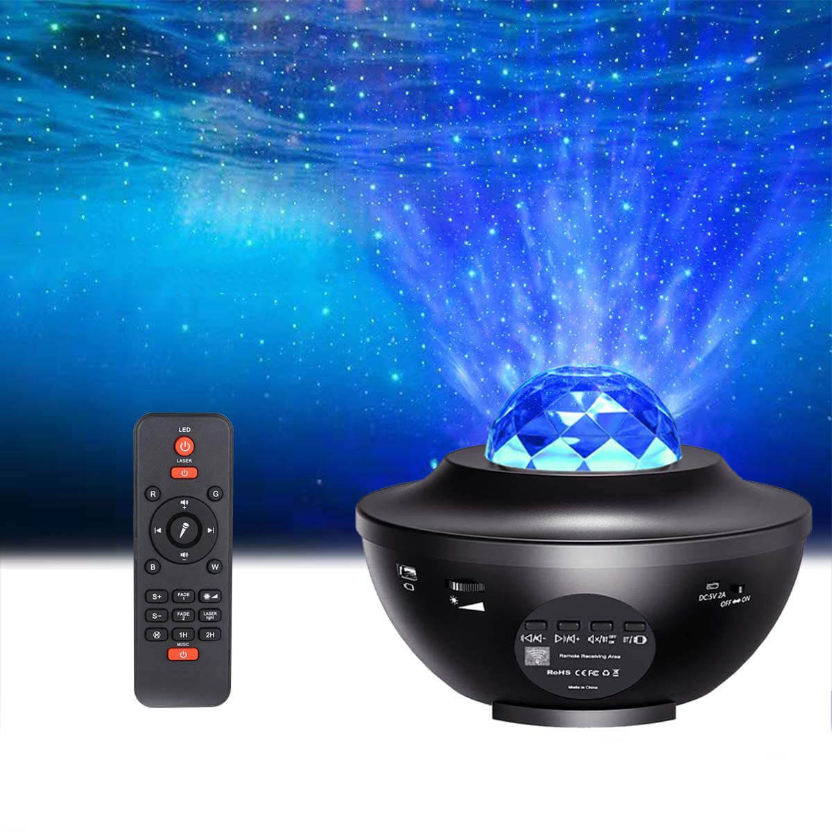How do you choose a star galaxy projector