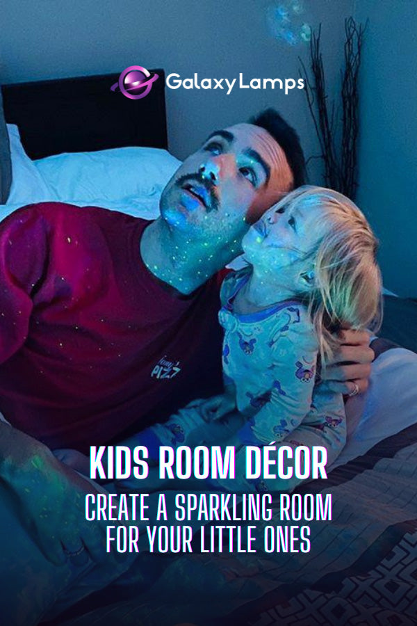 Kids room decor Create a sparkling room for your little ones
