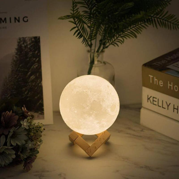 Moon lamp what is a good mother's day gift