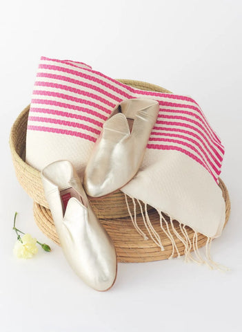 slippers fouta
