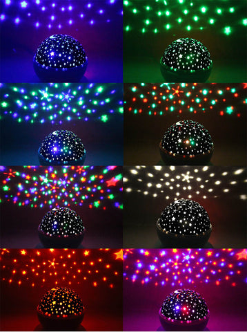 Star light projector ceiling