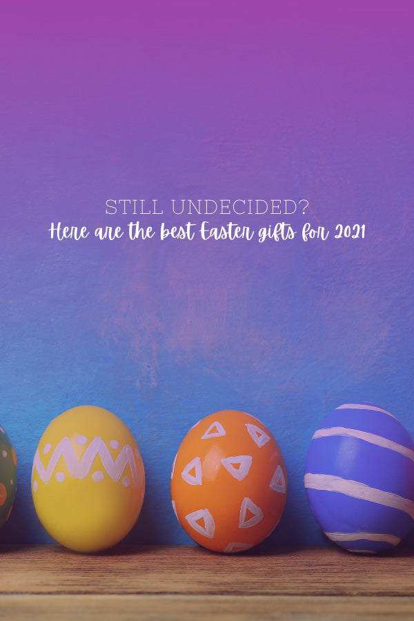 Still Undecided Here Are the Best Easter Gifts for 2021 #eastergifts Easter gifts for kids easter gift baskets ideas personalised Easter gift