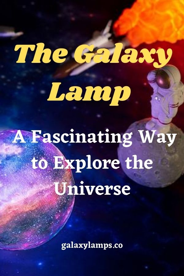 The Galaxy Lamp – A Fascinating Way to Explore the Universe  #galaxylamp night lights galaxy lamp shade projector room galaxy lamp stars design aesthetic