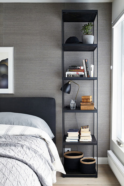 Turn Bookcase Into  Night Stand