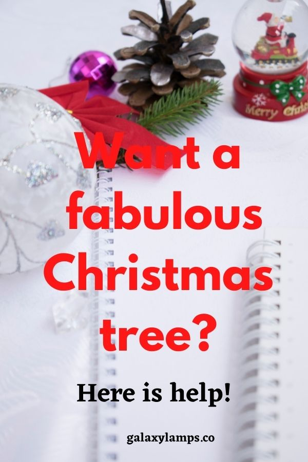 WAnt a fabulous Christmas tree Check these trendy Christmas decor ideas for living room for outdoorfor bedroom diy #christmasdecorideas #christmasdecoration