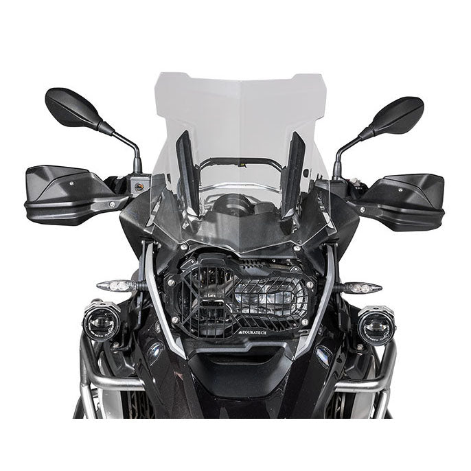Small Clear Windshield - BMW R1250GS /GSA, R1200GS 13-19 /GSA 14-19