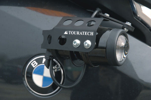 Touratech - Auxiliary Headlights Fog - BMW R1200RT 2005-2009