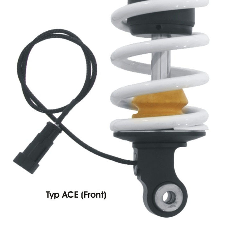 Front & Rear Shock Absorber ACE Expedition - BMW R1200GS 04-12