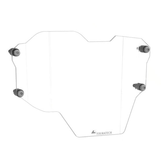 Headlight Guard Clear Quick-Release - BMW R1200GS 13-16
