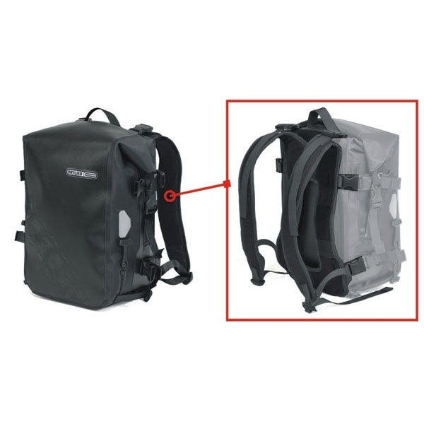 Carrying System for Ortlieb Tank Bag