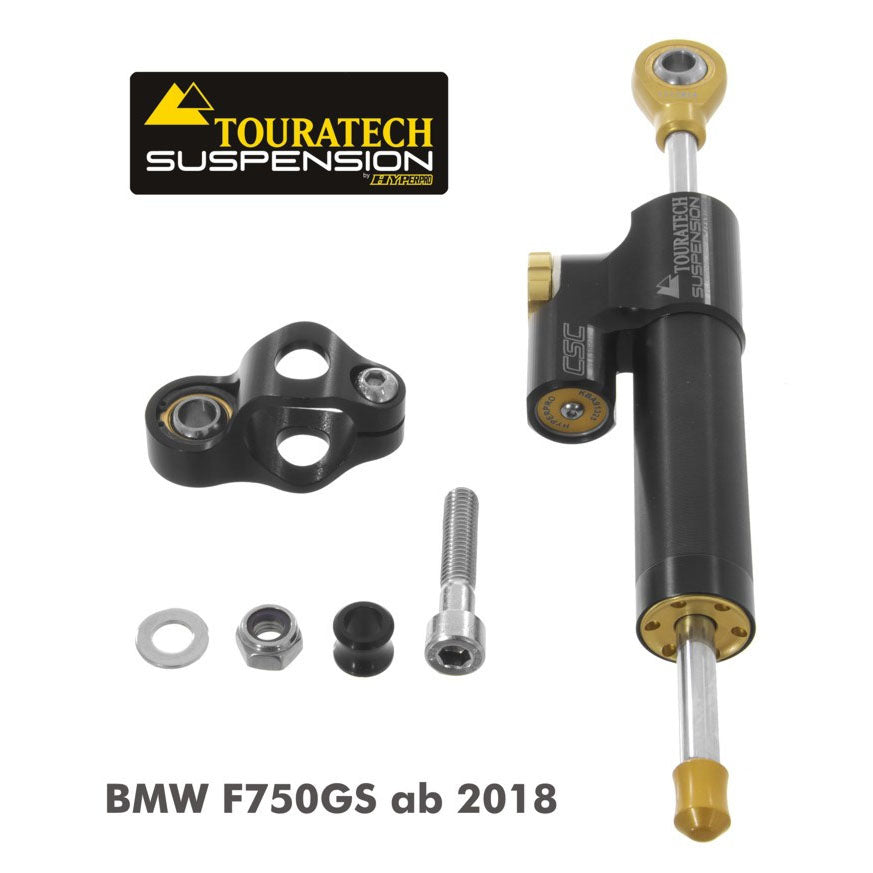 Steering Damper CSC - BMW F750GS from 2018