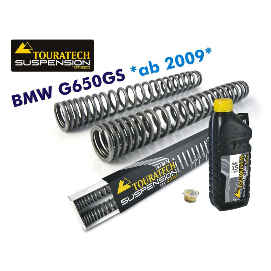 Progressive Fork Springs - BMW G650GS 09-16