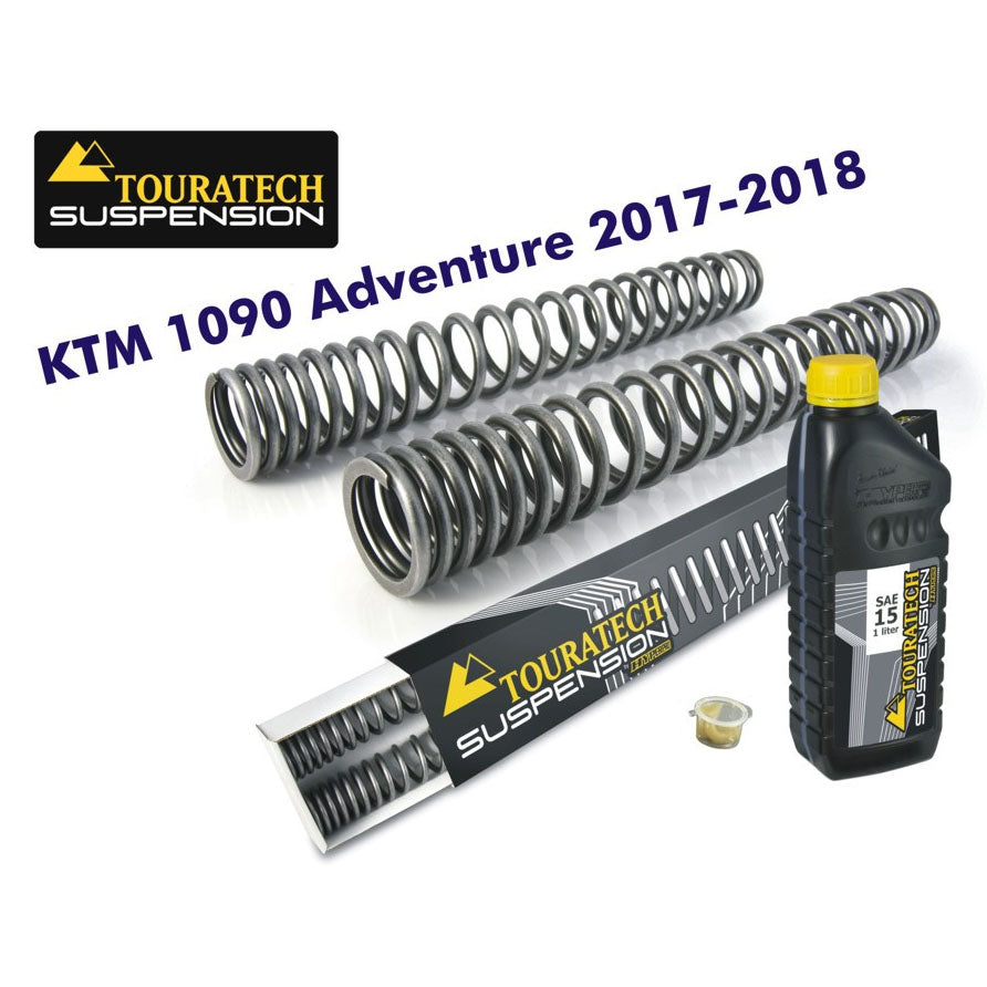 Progressive Fork Springs - KTM Adventure 1090 17-18