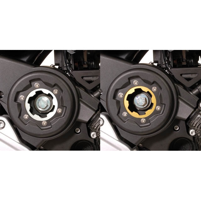 Touratech - Sprocket Guard with Aluminum Cover - BMW F800 R/S/ST