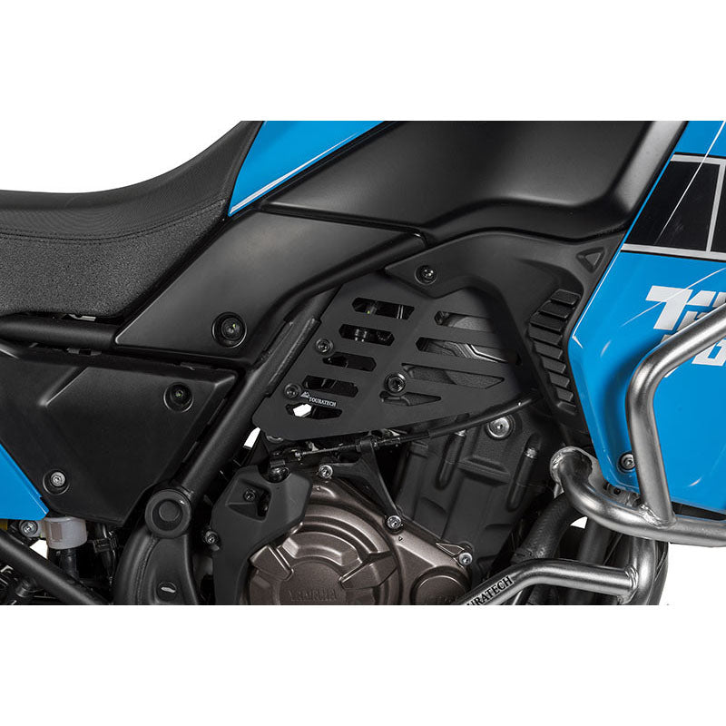 Engine Cover Set Black - Yamaha Tenere 700