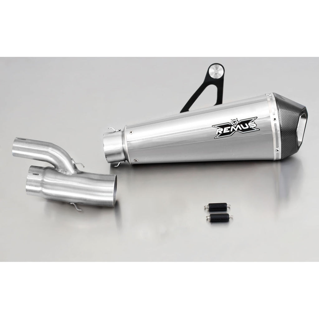 Hypercone Stainless Steel Slip-On Exhaust - BMW S1000RR 17-18