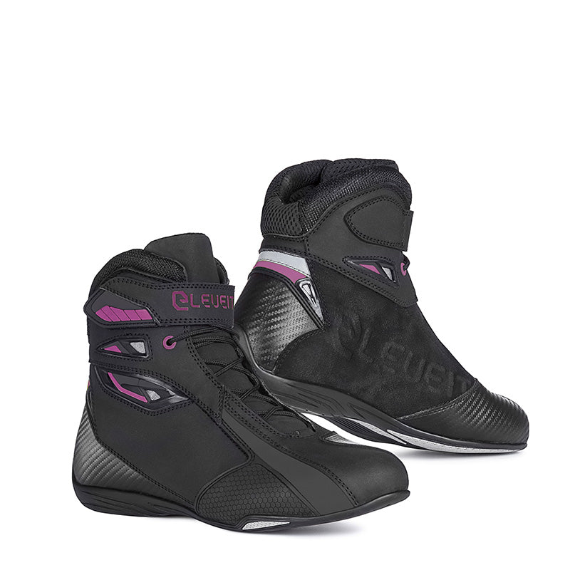 T Sport Lady Black Women Touring Boots