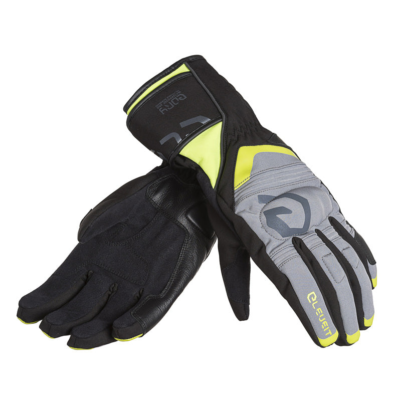 Touring Lady Black/Grey Women Touring Gloves