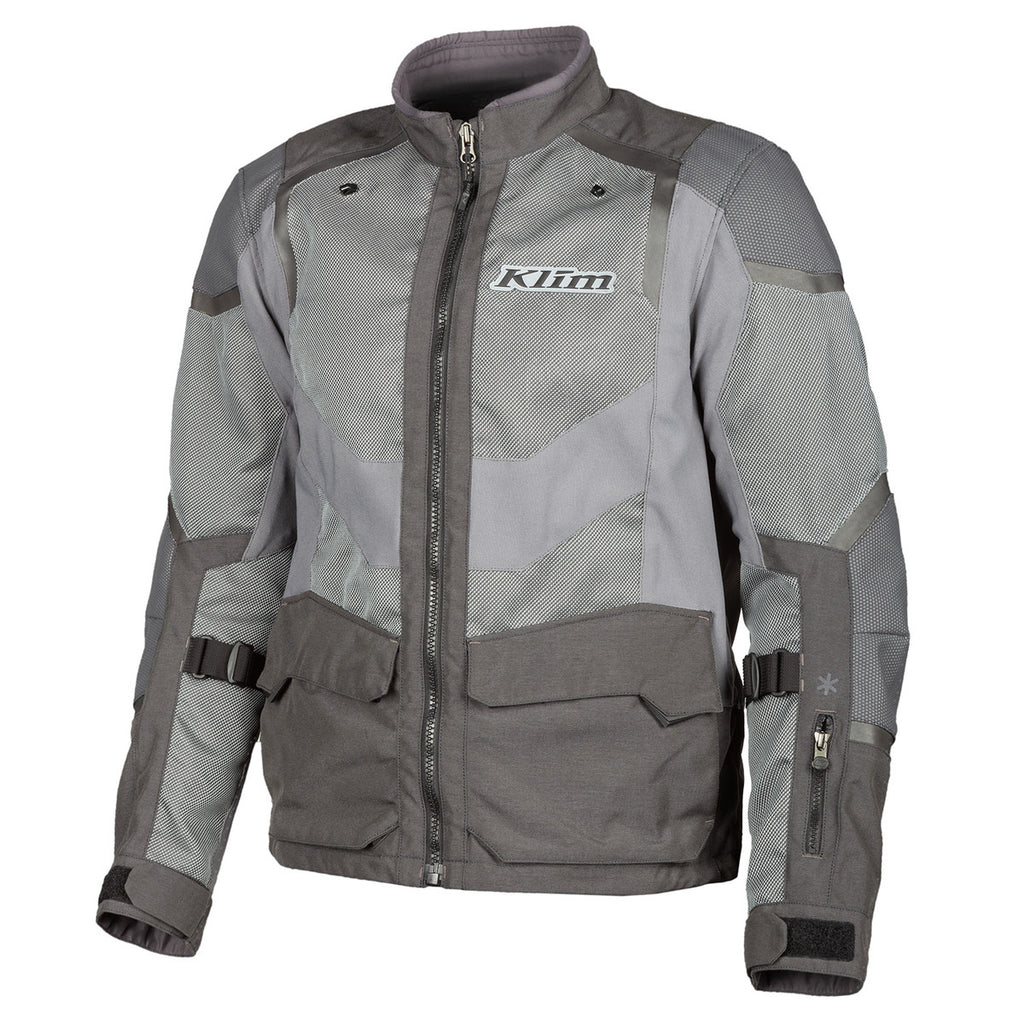Baja S4 Monument Grey Men Jacket