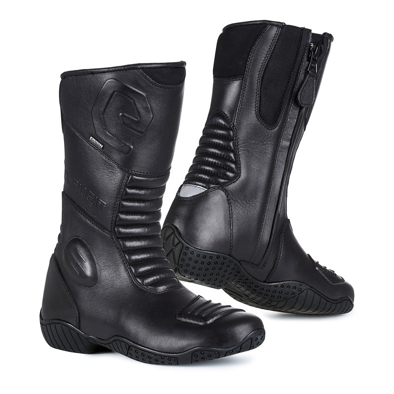 T Lady Black Women Touring Boots