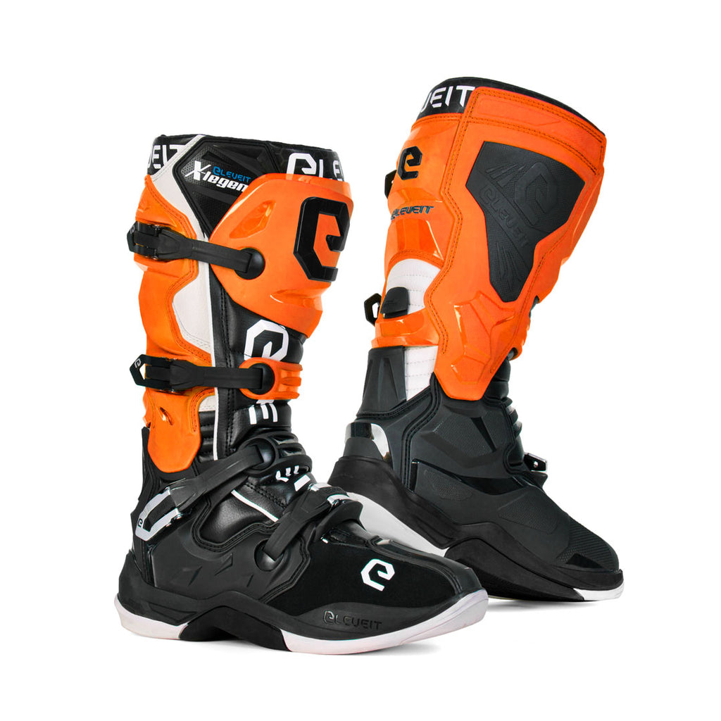 X-Legend Orange Men Boots