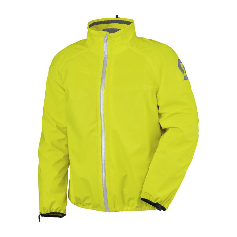 Ergonomic Pro DP Yellow Men Rain Jacket