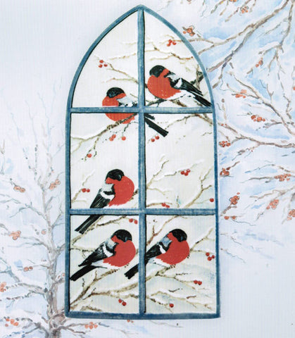 Red Bird Tile