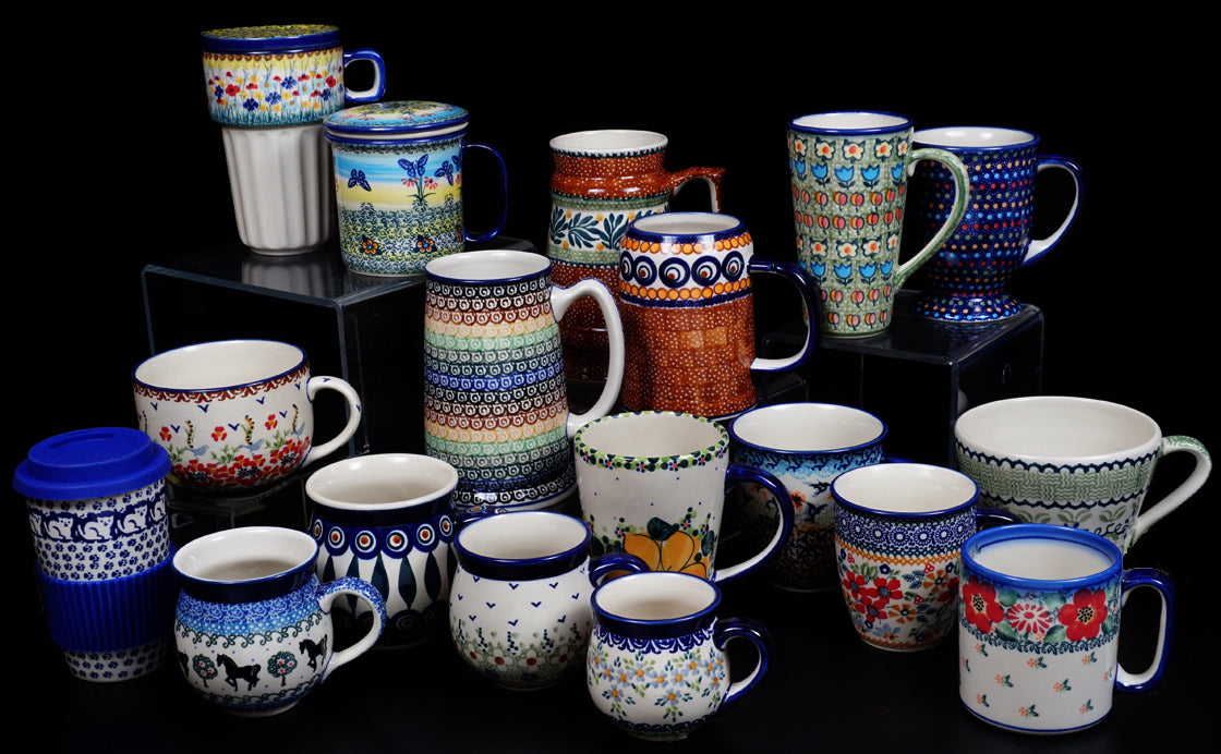 The Polish Pottery Outlet Shop The Web S Biggest Amp Best