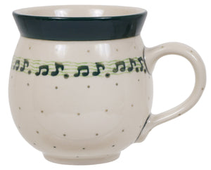 12 oz. Belly Mug (Melody)