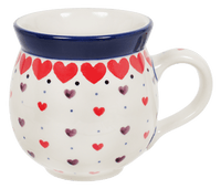 12 oz. Belly Mug (Heartbeat)