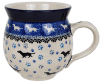 12 oz. Belly Mug (Wiener Dog Delight) | A070-2151X