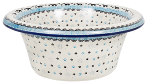Large Brim Bowl (Wiener Dog Dance)