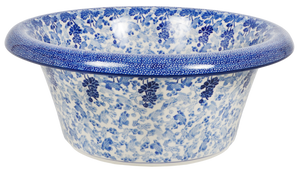 Large Brim Bowl (Sea of Blue)