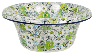 Large Brim Bowl (Fabulous Floral)