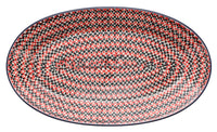 "17.5"" Oval Platter (Harlequin Dream) 
