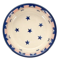 "Shallow 4.75"" Bowl (Stars and Stripes)"