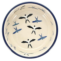 "Shallow 4.75"" Bowl (Birds of a Feather)"