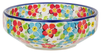 "5"" Multiangular Bowl (Floral Celebration)"