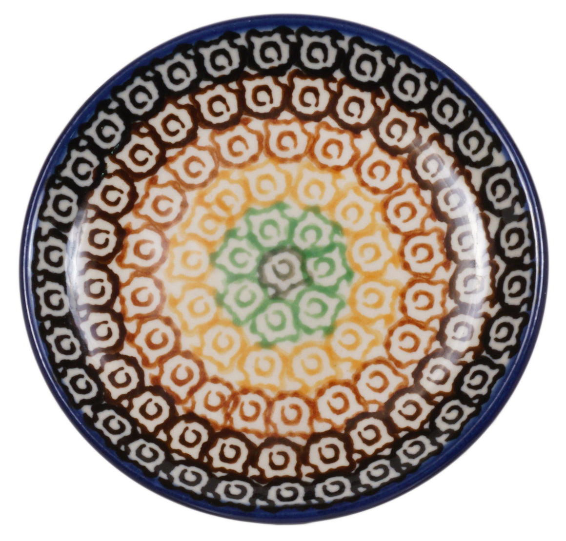 "3.9"" Tiny Plate (Desert Mirage)"