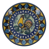 "3.9"" Tiny Plate (Regal Roosters)"
