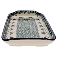 Medium Rectangular Tray (Race Track) | A410-2241X