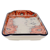 Medium Rectangular Tray (Peach Perfection) | A410-U4666