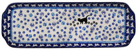 Long Rectangular Tray (Cat Tracks) | A416-1771
