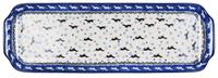 Long Rectangular Tray (Wiener Dog Delight) | A416-2151X