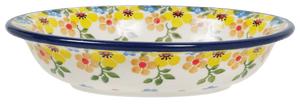 Oval Soap Dish (Garden Delight)