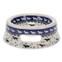 Cat or Small Dog Bowl (Wiener Dog Delight) | A524-2151X