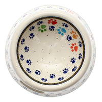 Large Dog Bowl (Paw Parade)