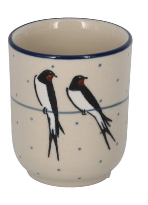 Wine Cup (Birds on a Wire)