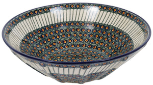 "13.25"" Serving Bowl (Night Eye)"